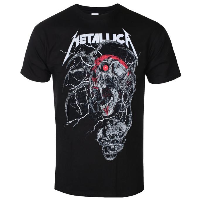 Maglietta da uomo Metallica - Spider Dead - ROCK OFF
