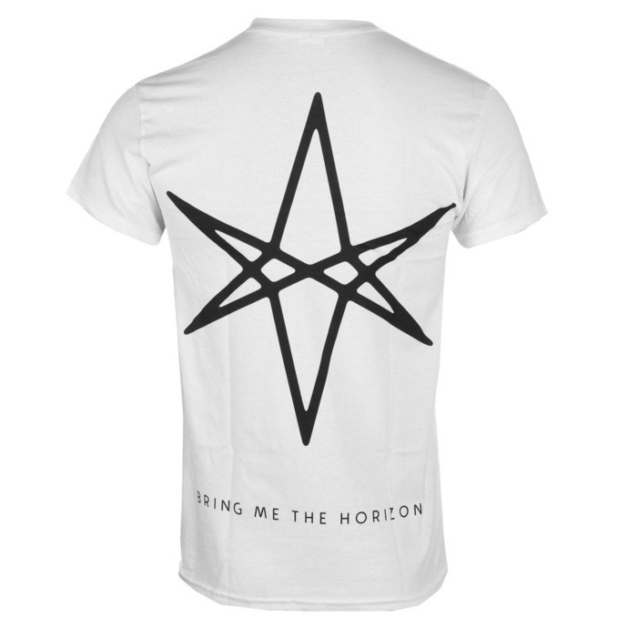 Maglietta Metallica da uomo  Bring Me The Horizon - Parasite - ROCK OFF