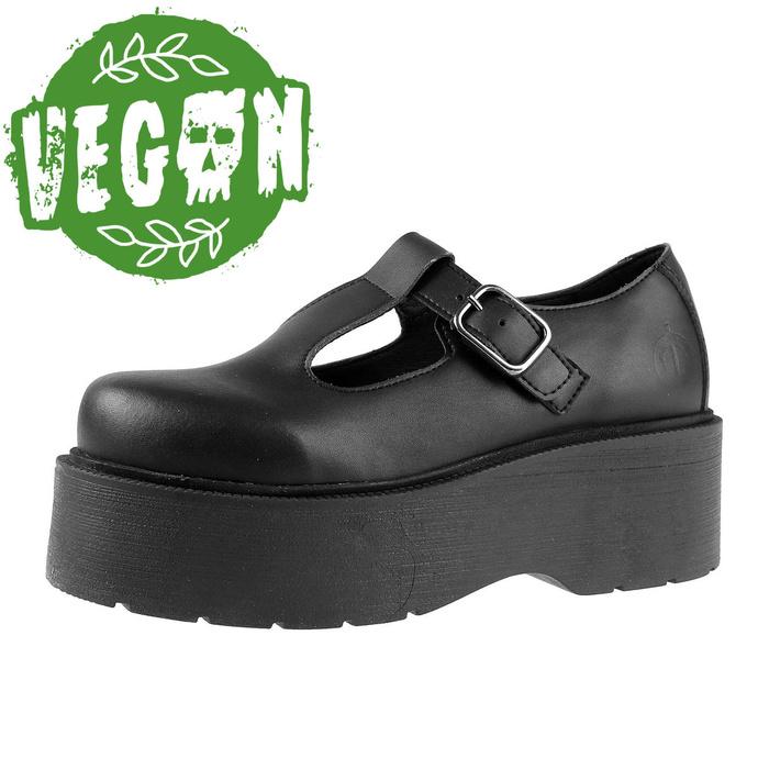 Scarpe da donna ALTERCORE - Blair Vegan - Nero