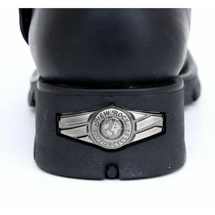 Stivali NEW ROCK - 7622-S1 - Itali negro - DANNEGGIATI