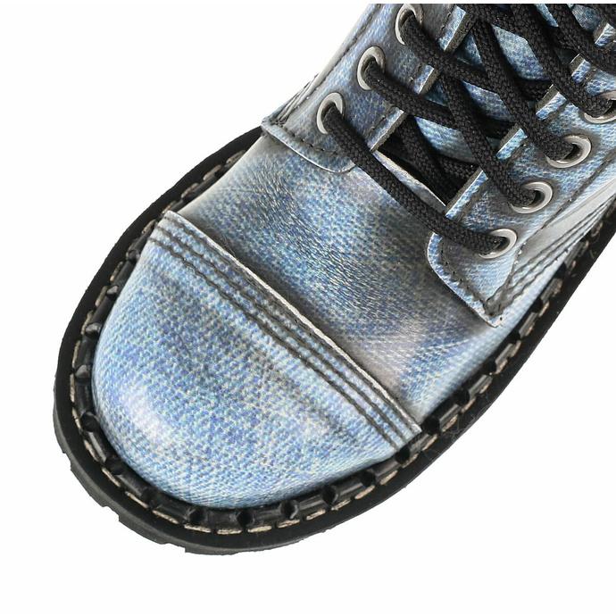 Anfibi STEADY´S - 10 buchi - Jeans