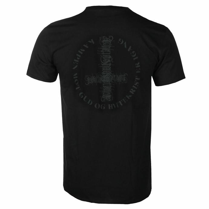 Maglietta da uomo SATYRICON - Shadowthrone 2021 - NERO