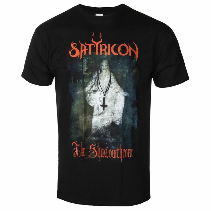 Maglietta da uomo SATYRICON - The Shadowthrone - NAPALM RECORDS