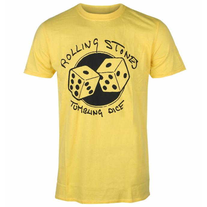 Maglietta da uomo Rolling Stones - Tumbling Dice URLO - ROCK OFF