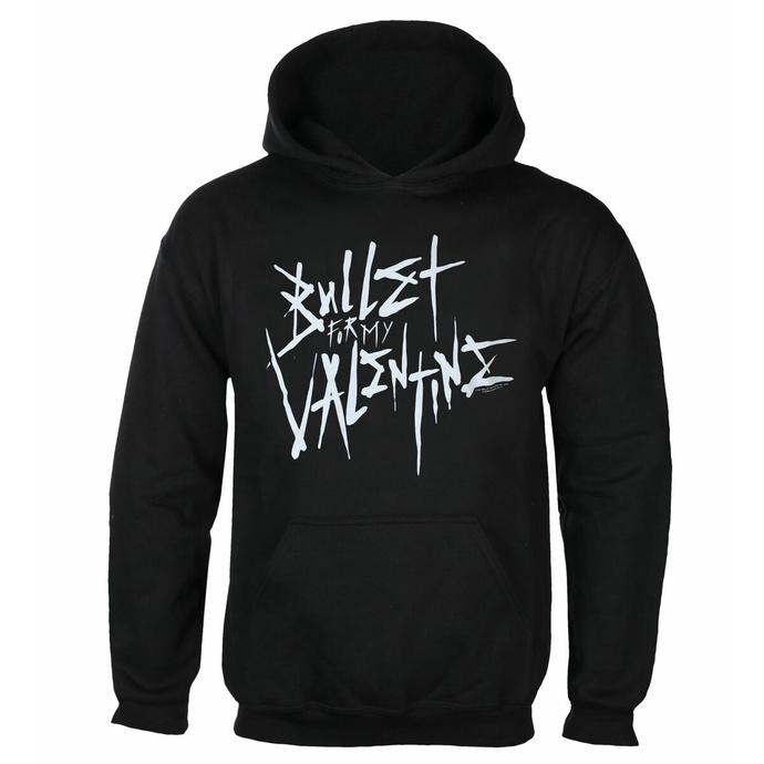 Felpa da uomo Bullet For my Valentine - Large Logo & Album Back BL - ROCK OFF