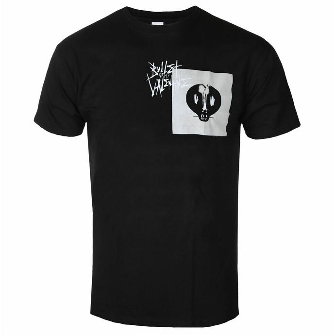 Maglietta da uomo Bullet For my Valentine - Album Cropped & Logo BL - ROCK OFF
