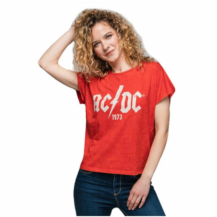 T-shirt da donna AC/DC