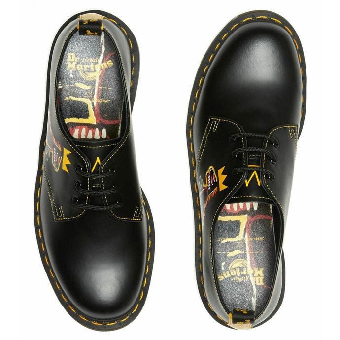 Anfibi DR. MARTENS - 3 occhielli - 1461 Basquiat