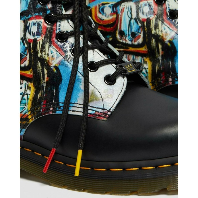 Anfibi DR. MARTENS - 8 occhielli - 1460 Basquiat