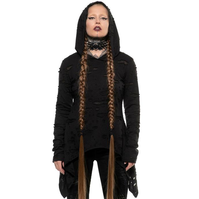 Felpa da donna KILLSTAR - Hex Hooded - Nero