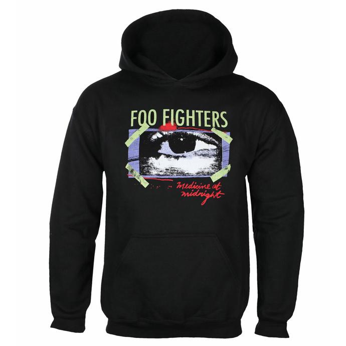 Felpa da uomo Foo Fighters - Medicine At Midnight Taped - ROCK OFF