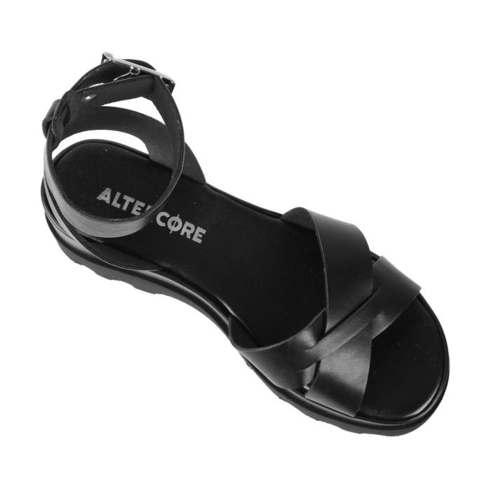 Scarpe da donna (sandali) ALTERCORE - Zoe - Nero