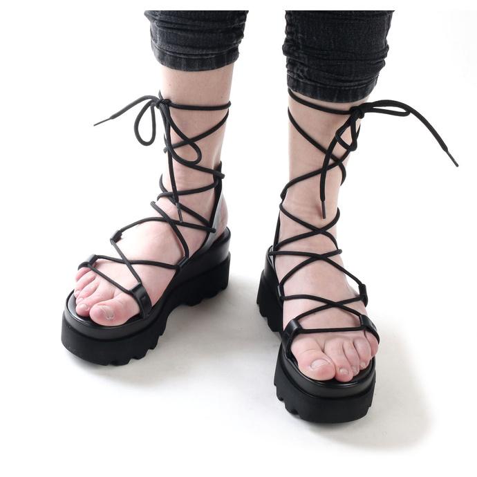 Scarpe da donna (sandali) ALTERCORE - Sue - Nero