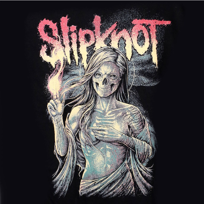 Felpa con cappuccio da uomo Slipknot - Burn Me Away - ROCK OFF
