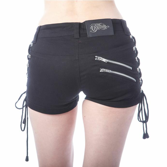 Pantaloncini da donna VIXXSIN - DINA - NERO