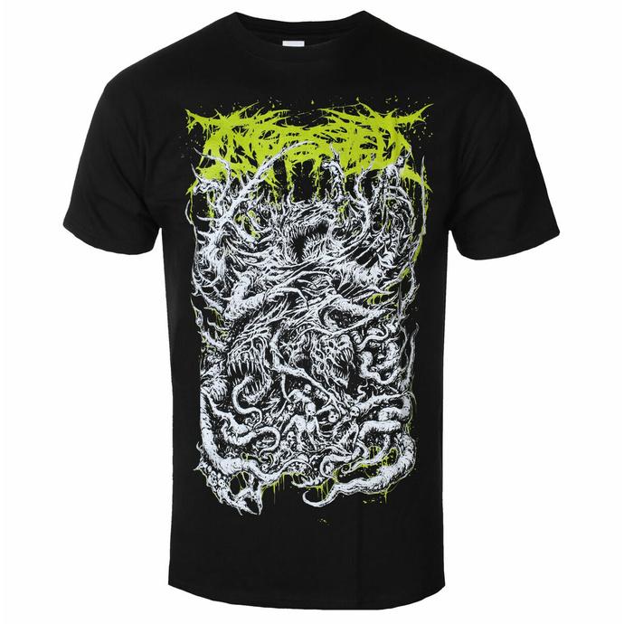 Maglietta da uomo Ingested - Demon - Nero - INDIEMERCH