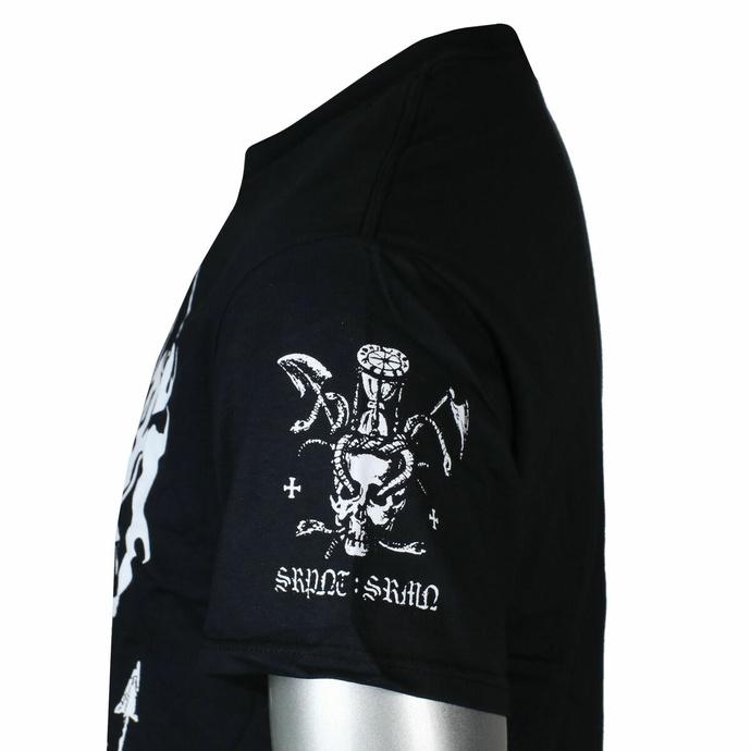 Maglietta da uomo Marduk - SRPNT SRMN - Nero - INDIEMERCH