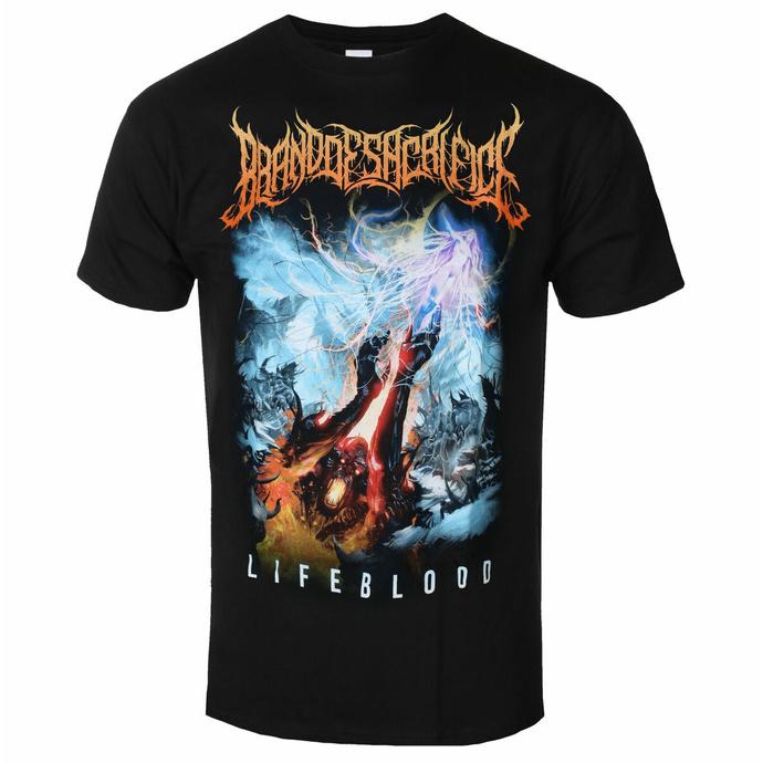 Maglietta da uomo Brand of Sacrifice - Lifeblood - Nero - INDIEMERCH