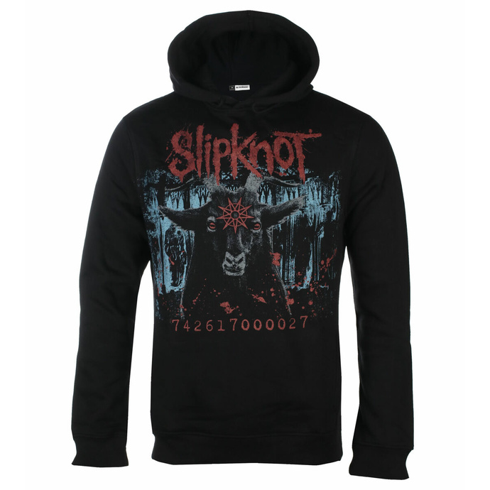 Felpa da uomo Slipknot - Goat Splatter Paint
