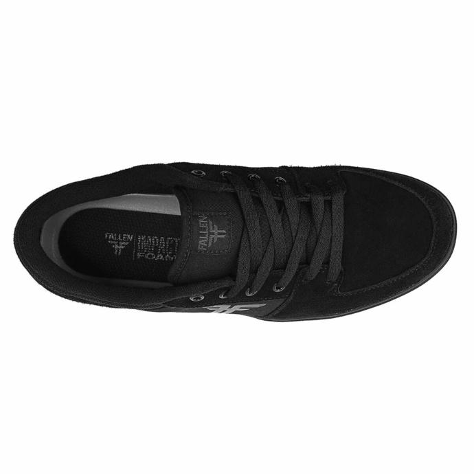 Scarpe da uomo FALLEN - Patriot - Full Black