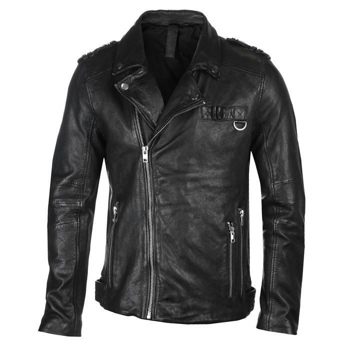 Giacca da motociclista da uomo G2BNoct SF SVATV - black