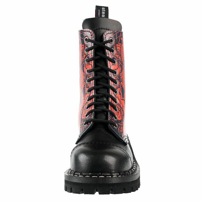 Stivali STEADY´S - 10 buchi - Baphomet