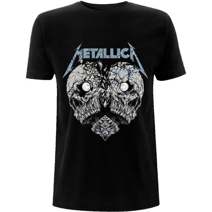 Maglietta Metallica da uomo - Heart Broken - ROCK OFF