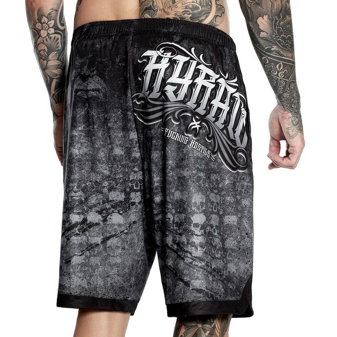 Pantaloncini da uomo HYRAW - SPORT - ALREADY DEAD