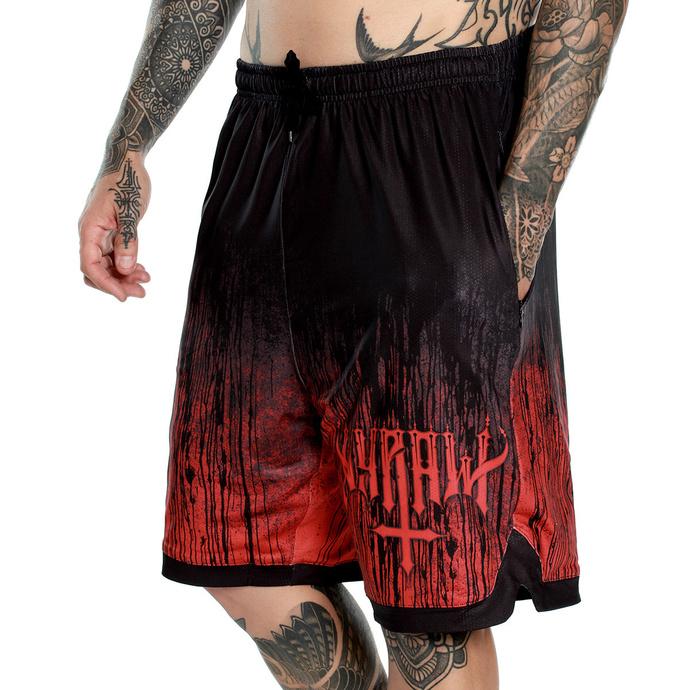 Pantaloncini da uomo HYRAW - SPORT - LUCIFERO