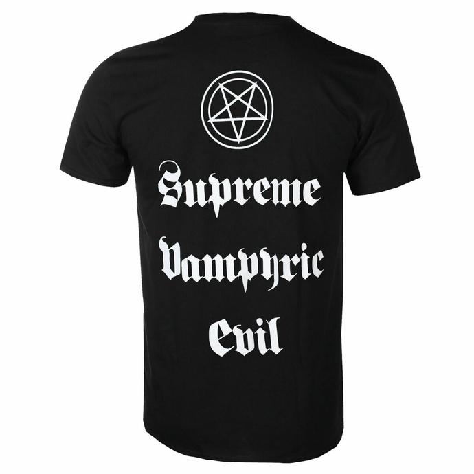 Maglietta da uomo Cradle Of Filth - Supreme Vampiric Evil- Nero
