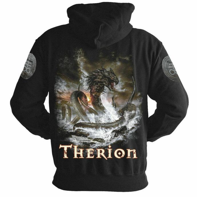 Felpa da uomo THERION - Leviathan - NUCLEAR BLAST