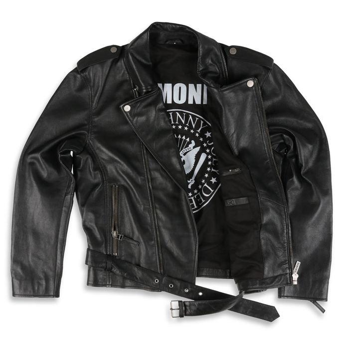 Giacca Ramones - BLACK