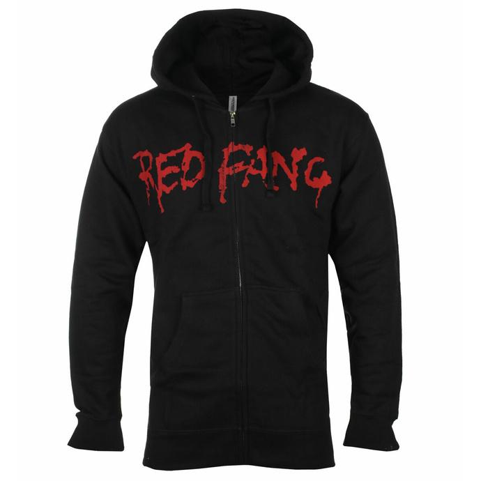 Felpa da uomo Red Fang - Fang - Nero - INDIEMERCH