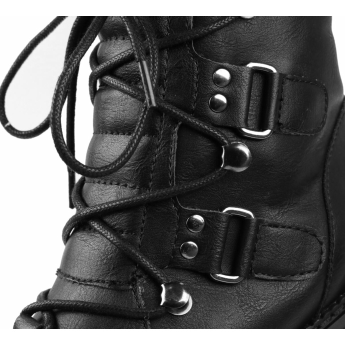 Scarpe da donna KILLSTAR - Broom Rider - NERO
