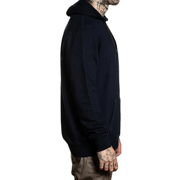 Felpa da uomo con cappuccio SULLEN - HOLD STILL - MARINA MILITARE