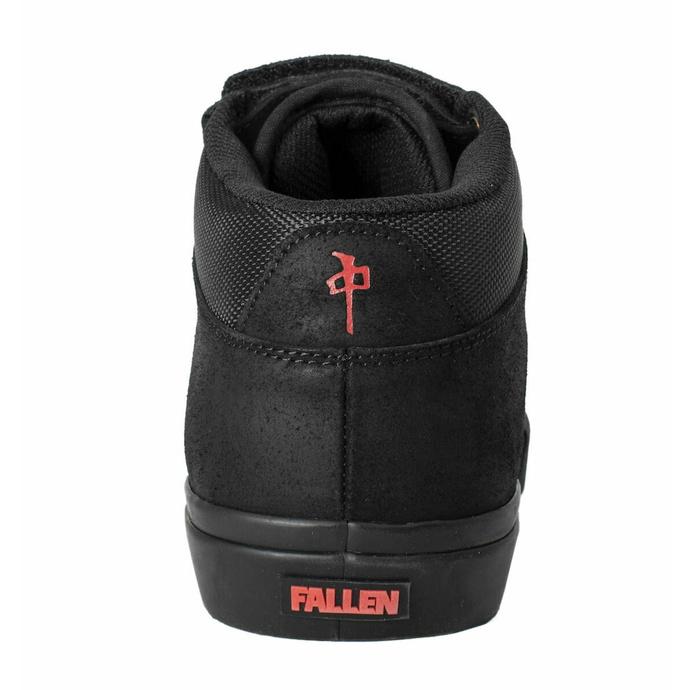Scarpe da uomo FALLEN - Tremont (Mid) X Rds - Black / Red