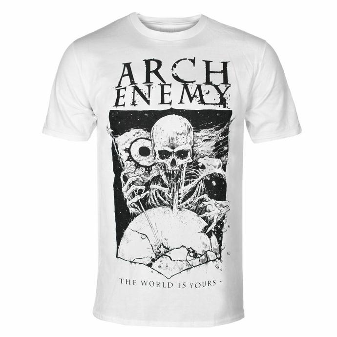 Maglietta da uomo Arch Enemy - The World Is Yours - ART WORX