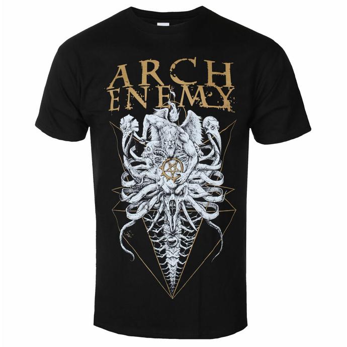 Maglietta da uomo Arch Enemy - A Fight I Must Win Tour 2019