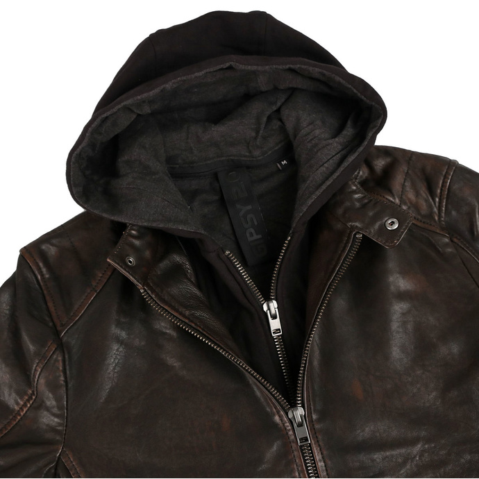 Giacca da uomo G2BLews SF LARETV - marrone scuro