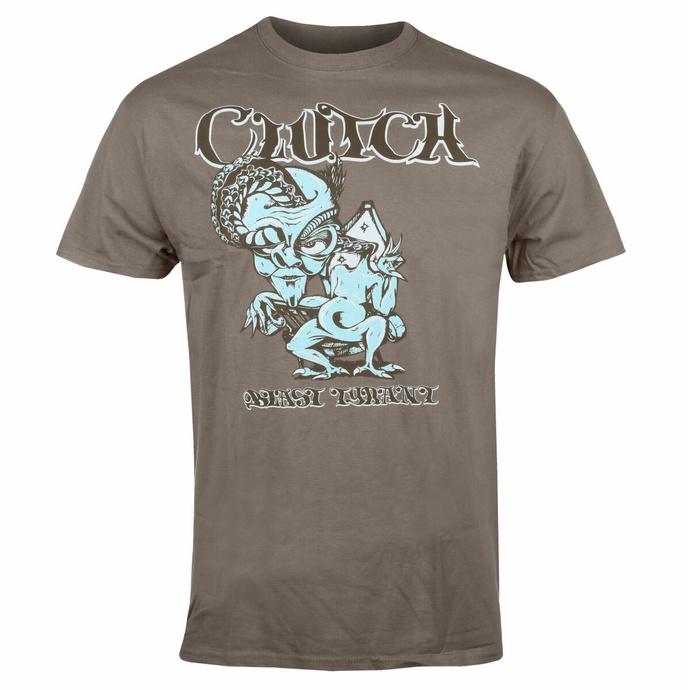 Maglietta da uomo Clutch - The Tyrant - Safari - INDIEMERCH