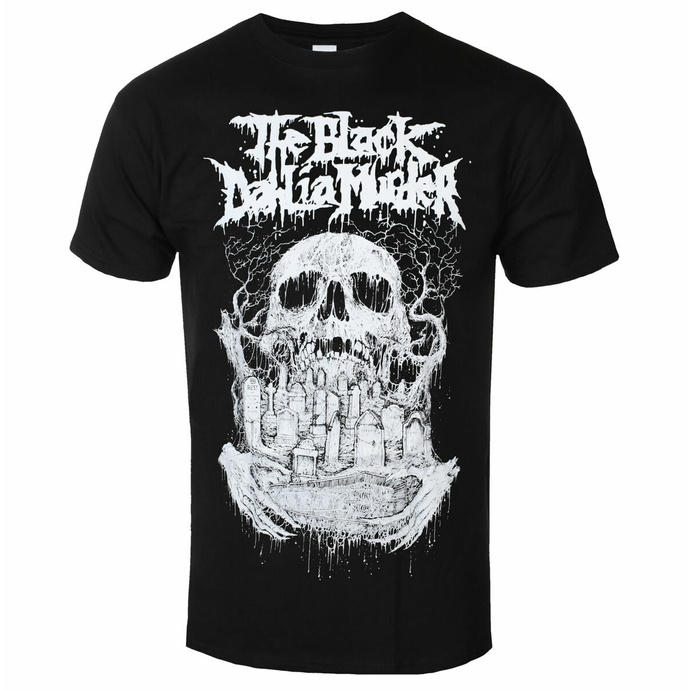 Maglietta da uomo Black Dahlia Murder - Into The Everblack - Nero - INDIEMERCH