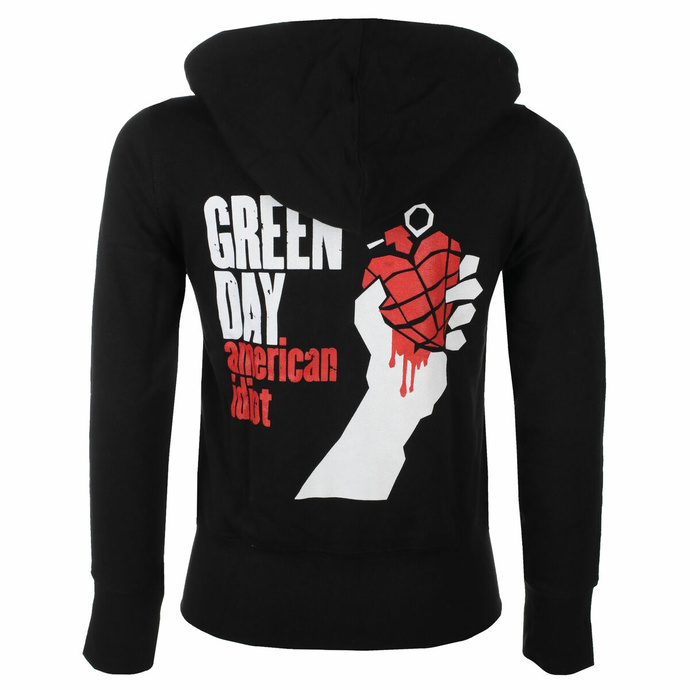 Felpa da donna Green Day - American Idiot- ROCK OFF