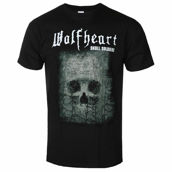 Maglietta da uomo WOLFHEART - Skull Takldiers - NAPALM RECORDS