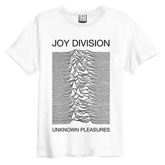 t-shirt metal uomo Joy Division - Unknown Pleasures - AMPLIFIED