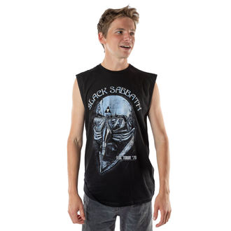 Canotta (unisex) Black Sabbath - AMPLIFIED, AMPLIFIED, Black Sabbath