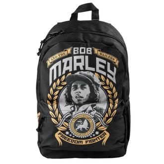 Zaino BOB MARLEY - FREEDOM FIGHTER - CLASSICO, NNM, Bob Marley