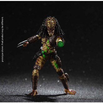 figura Predator - Damaged City Hunter Previews Exclusive, NNM, Predator