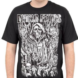 t-shirt metal uomo Dying Fetus - Old School - INDIEMERCH, INDIEMERCH, Dying Fetus