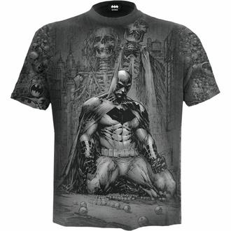 Maglietta da uomo SPIRAL - Batman - VENGEANCE WRAP - Nero, SPIRAL, Batman
