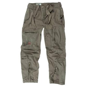 Pantaloni Uomo SURPLUS - INFANTRY CARGO - OLIV GEWAS, SURPLUS